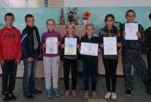 Выставка юных казачат