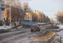 Карталинские улицы чистили от снега