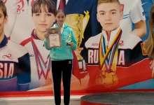 Юная карталинка стала второй на всероссийских соревнованиях