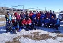 В Карталах лыжники закрыли сезон