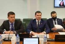 Наш депутат работает в составе делегации в Москве