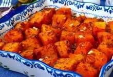 Тыква по-гречески - бесподобное блюдо