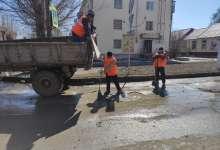 В Карталах дороги ремонтировать начали