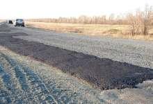 В Карталах начался ремонт дорог