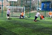 Силовики в футбол играли