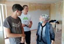 Молодые карталинцы приходят на помощь
