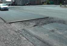 Ремонт дорог в Карталах близится к завершению