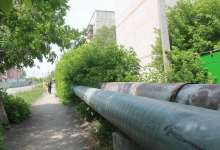 Городские теплотрассы в объективе нашего фотокорра