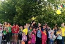 В Мичуринском поселении детям устроили праздник