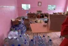 Жителям Джабыка привезли помощь