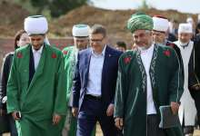Губернатор Алексей Текслер поздравил  всех мусульман Челябинской области с праздником Курбан-байрам!