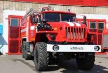 Пожарное депо в Еленинке откроют