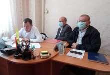 Алексей Текслер провёл совещание в Еленинском поселении