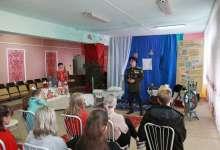 Школьникам рассказали о казаках