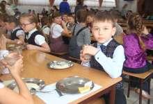 Горячие питание для школьников