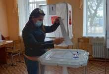 Проголосовала перед работой
