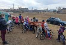 Велопробег провели в Неплюевке